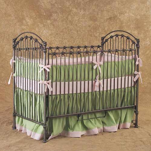 Venetian Iron 3-in-1 Crib