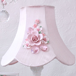 Rose Bouquet Lamp Shade