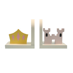 Princess Bookends