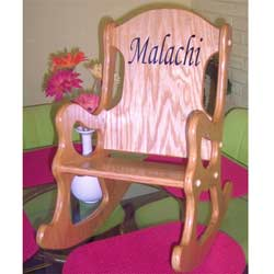 Classic Beauty Rocking Chair