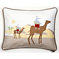 Adventure Dessert Decorative Pillow