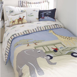 Adventure Twin Duvet Cover