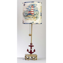 Anchor Stick Lamp