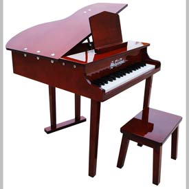 Concert Grand Piano with Matching Bench