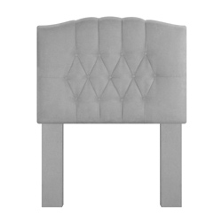Kids Twin Tufted Headboard