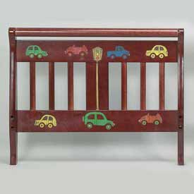 Personalized Transportation Toddler Bed