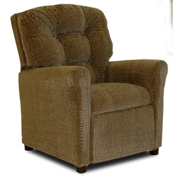 4 Button Children's Recliner