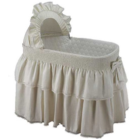 Paradise Rainbow Bassinet Set