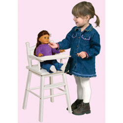 Precious Doll High Chair