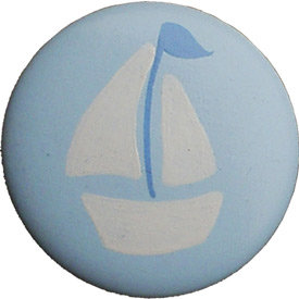 Sailboat Knobs
