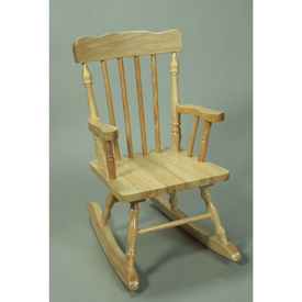 Child's Colonial Rocking Chair