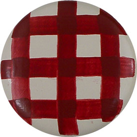 Just Gingham Knobs