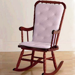 Delicieux Heavenly Soft Adult Rocking Chair Cushion