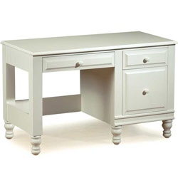 Monterey Desk with Optional Hutch