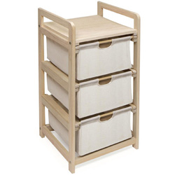 Three Drawer Hamper