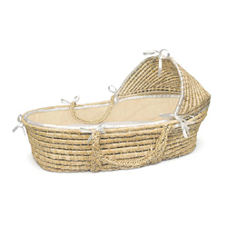 Hooded Moses Basket