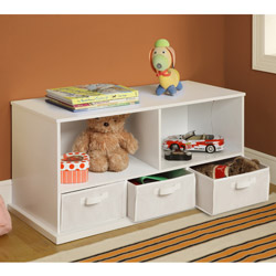 Storage Cubbies With Baskets Cubby
