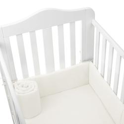 Baby Doll Bedding Unique Crib Bumper Blue
