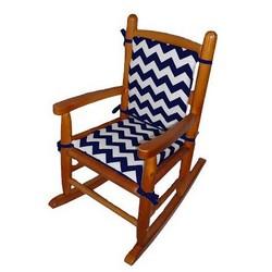 finest selection 0bf81 0f1a3 Junior Chevron Rocking Chair Cushion