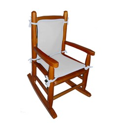 Phenomenal Two Tone Child Rocking Chair Cushion Unemploymentrelief Wooden Chair Designs For Living Room Unemploymentrelieforg
