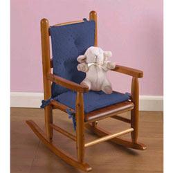 Phenomenal Heavenly Soft Childs Rocking Chair Cushion Cushion Only Inzonedesignstudio Interior Chair Design Inzonedesignstudiocom