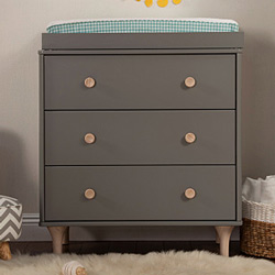 Lolly 3 Drawer Dresser Changer
