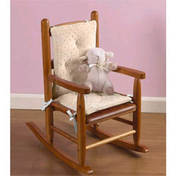Wooden Rocking Chair Cushion