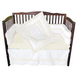 Double Hotel Crib Bedding