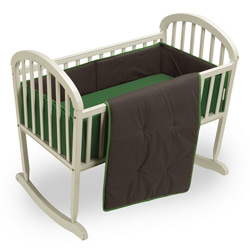 Reversible Cradle Bedding Set