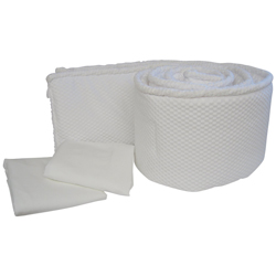 Grandma's Package Pique Porta Crib Bedding