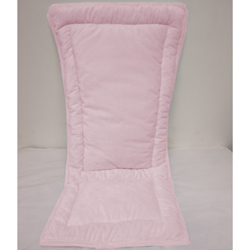Minky High Chair Cushions