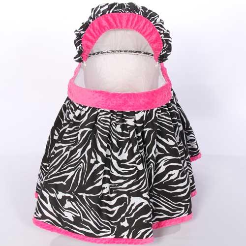 Baby Girl Bedding Zebra Print
