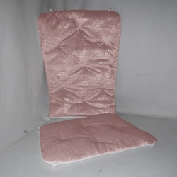 Velvet Crocodile Rocking Chair Cushion