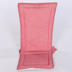 Gingham High Chair Cushion
