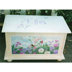 Fairy Toy Box