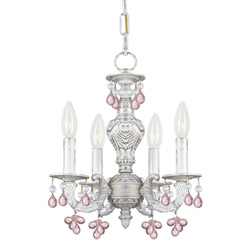Sutton Murano Crystal Chandelier