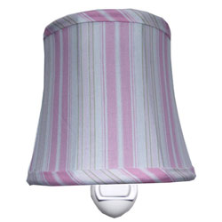 Cottage Stripe Nightlight