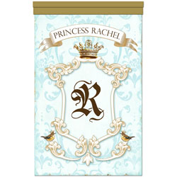 Parisian Princess Custom Wall Hanging