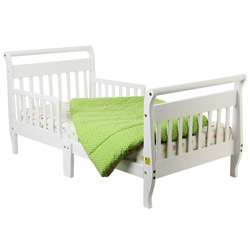 Annabelle Sleigh Toddler Bed