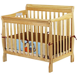 Aden 3-in-1 Mini Crib
