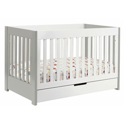 Mercer Convertible Baby Crib