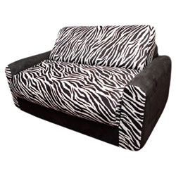 Animal Print Child Sofa Sleeper