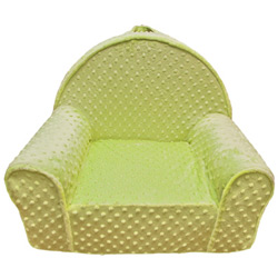 Minky Dot My First Toddler Chair