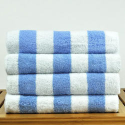Cabana Stripe Towel Set of 2