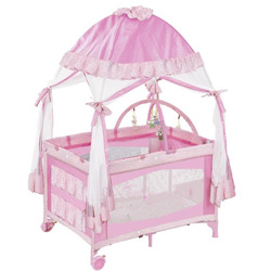 Canopy Play Pen