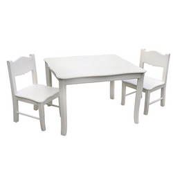 Classic Children's Table & Chair Set
