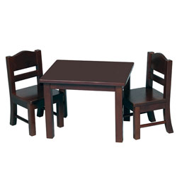 Precious Doll Table and Chair Set