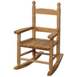 Country Style Kid's Rocking Chair