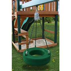 Turbo Tire Swing