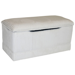 Deluxe Chenille Toy Box